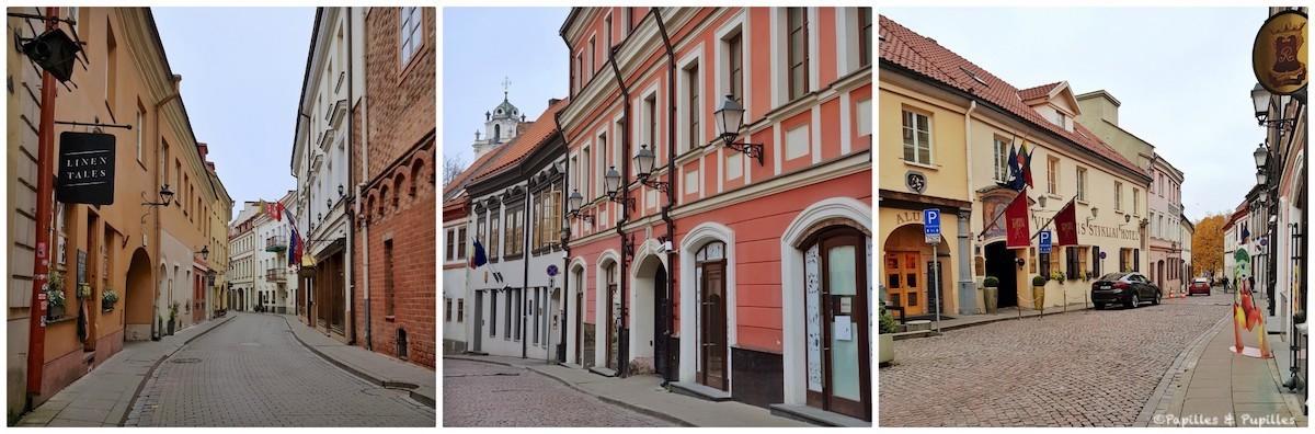 Rues de Vilnius