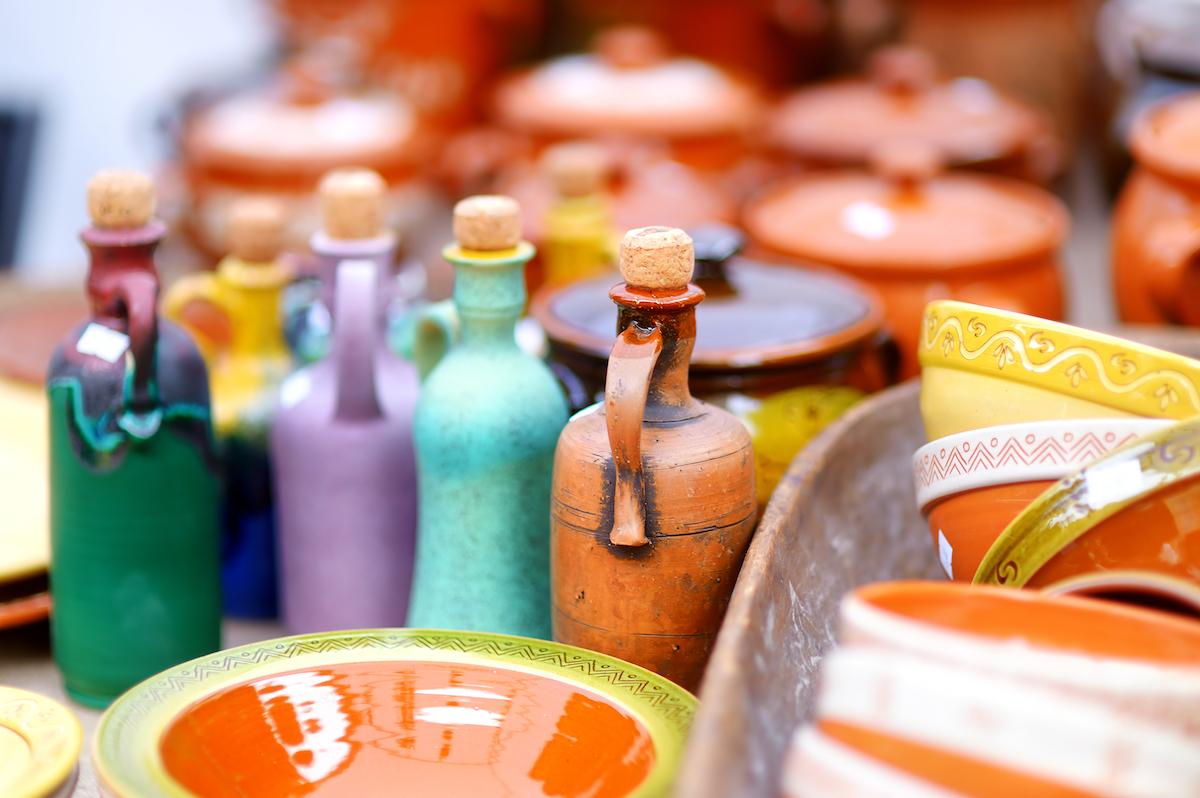 Spécialités culinaires lituaniennes ©MNStudio shutterstock