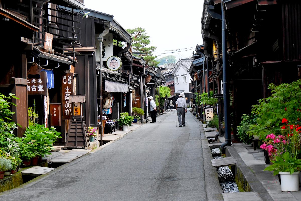 Takayama ©Ear Iew Boo shutterstock