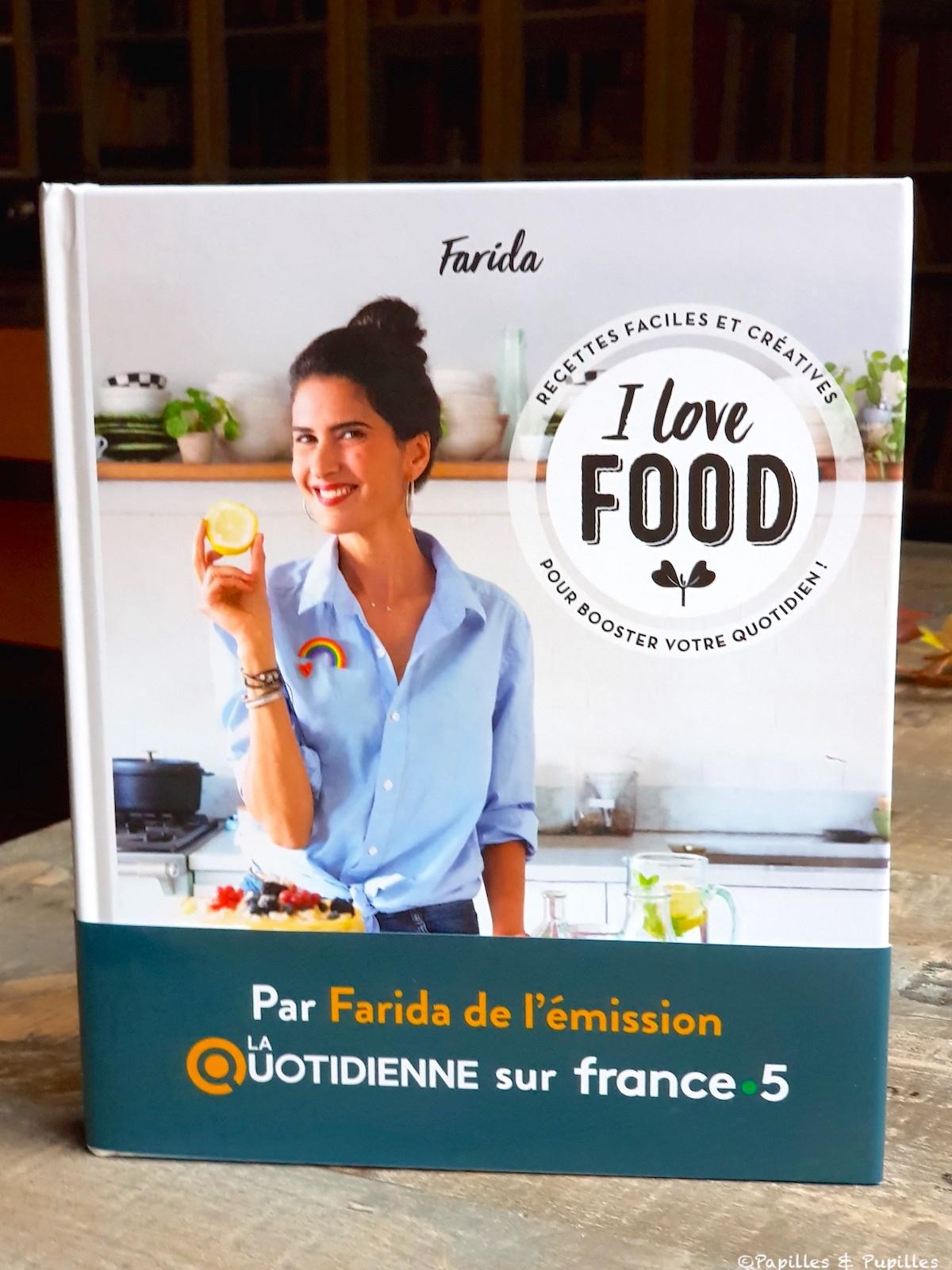 Farida - I love food