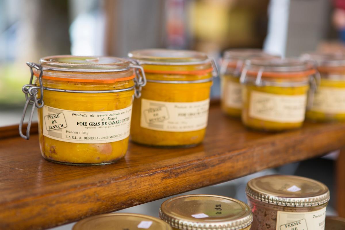 Foie gras ©RockerStocker shutterstock