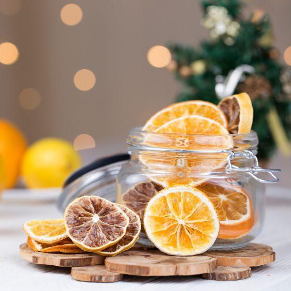 Oranges séchées ©Kateryna Ovcharenko shutterstock