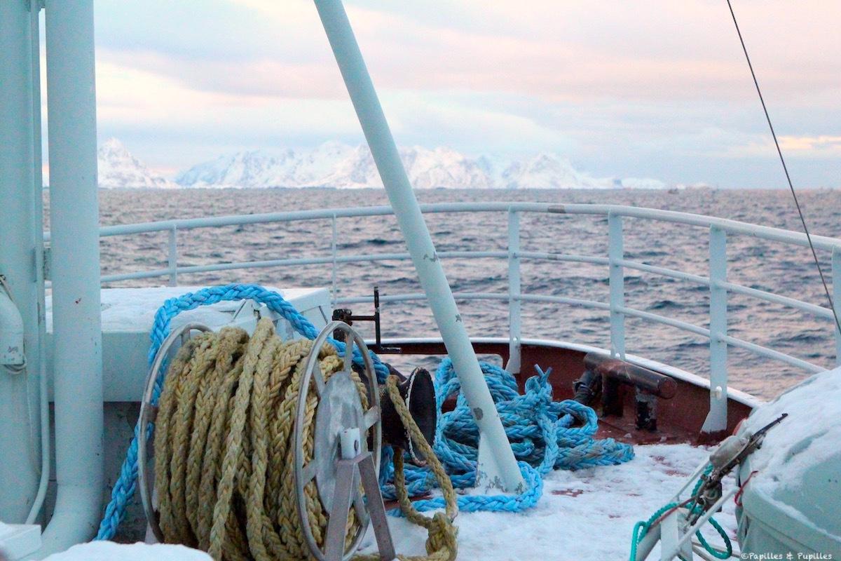 Tromso - Norvège - La lumière du grand nord