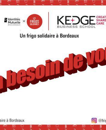Un frigo solidaire à Bordeaux