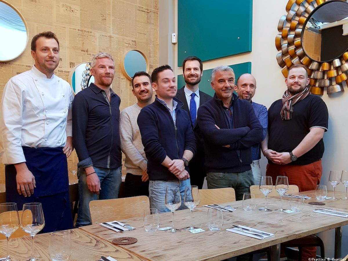 Les Lauréats Bib Gourmand 2019- Nouvelle Aquitaine