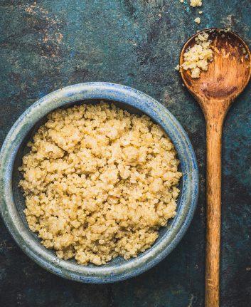 Quinoa pilaf ©Vicuchka shutterstock