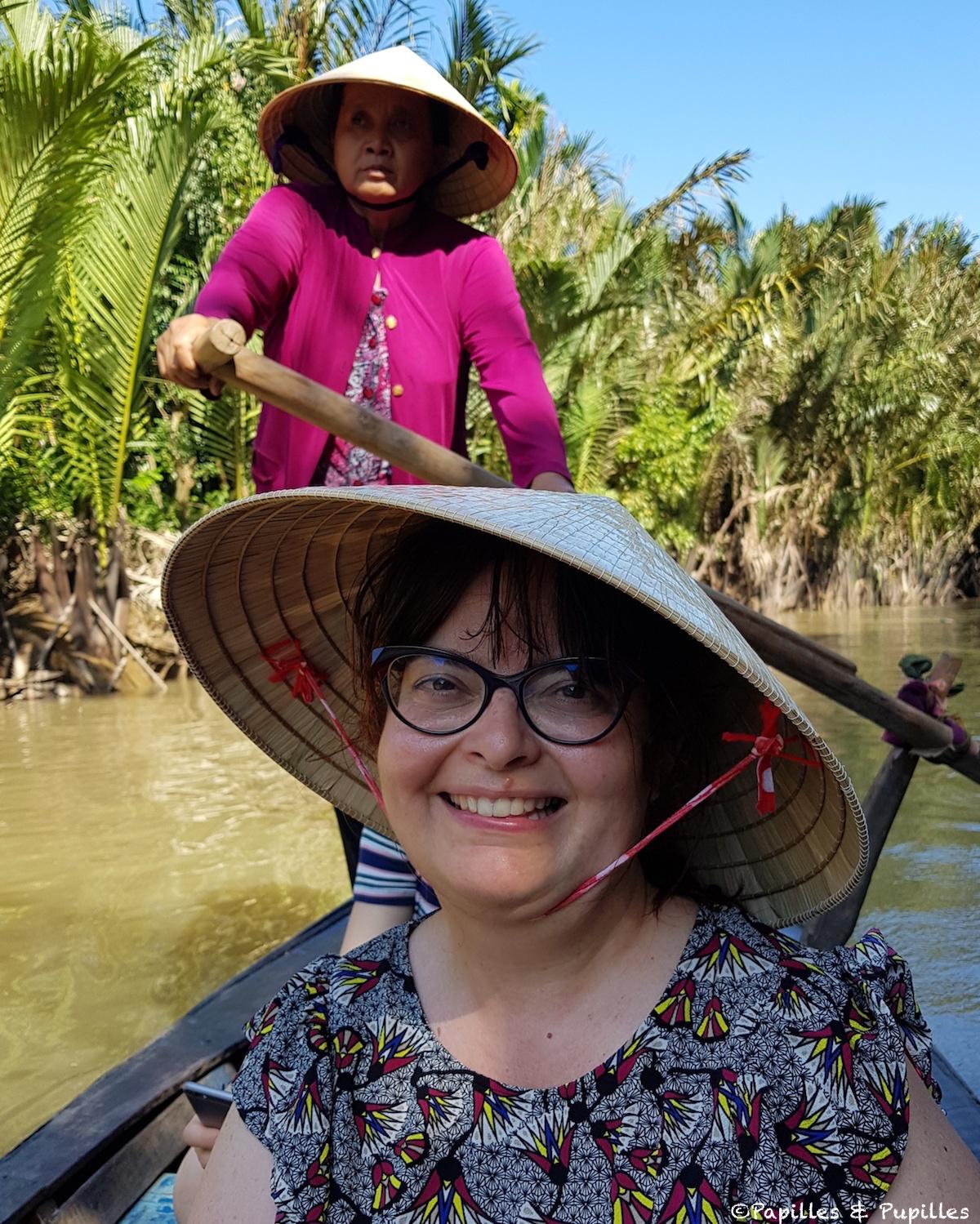 Anne - Delta du Mékong