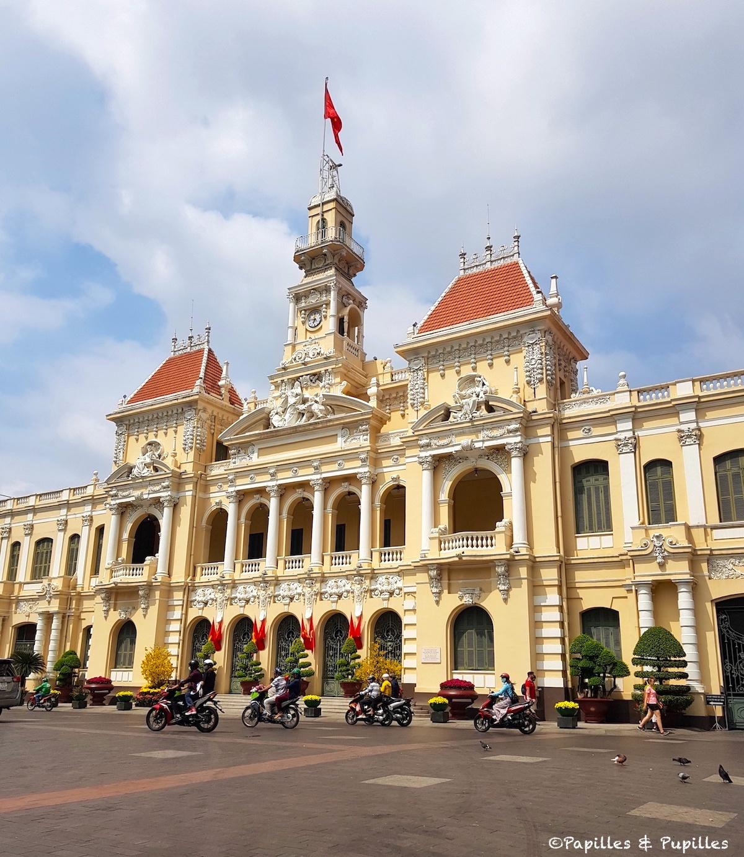 Hôtel de ville - Saigon