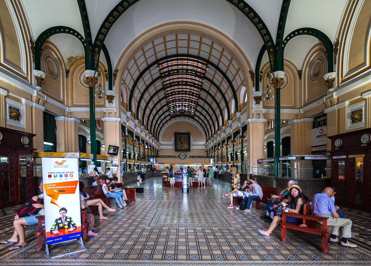 La Poste - Saigon