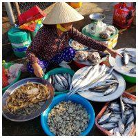 Marchande de poissons
