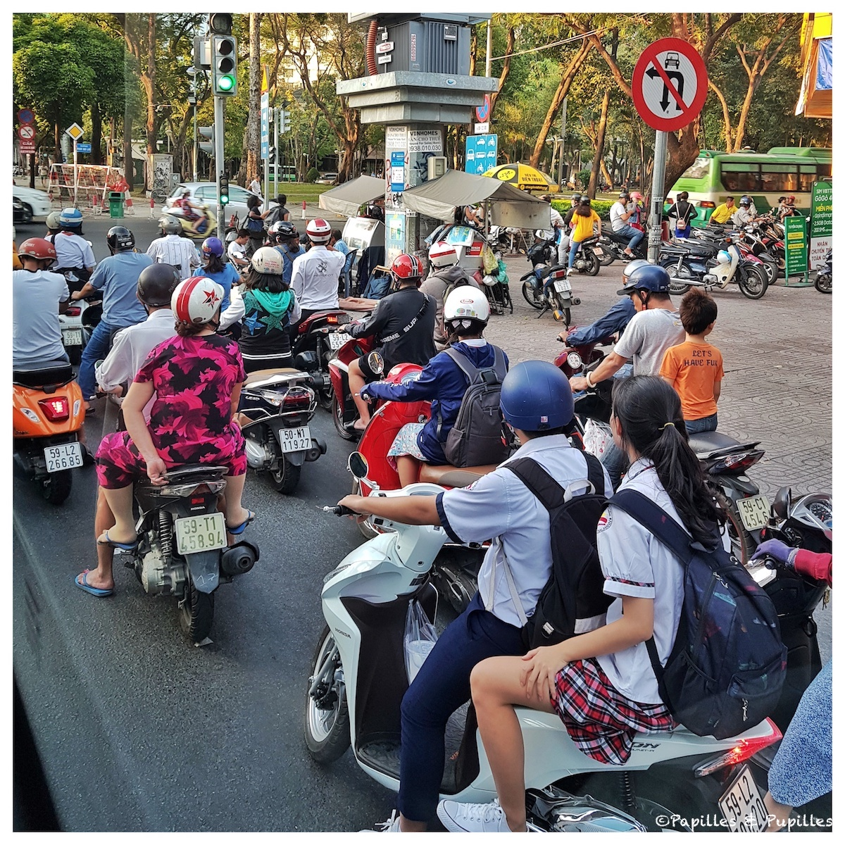 Scooters - SaIgon