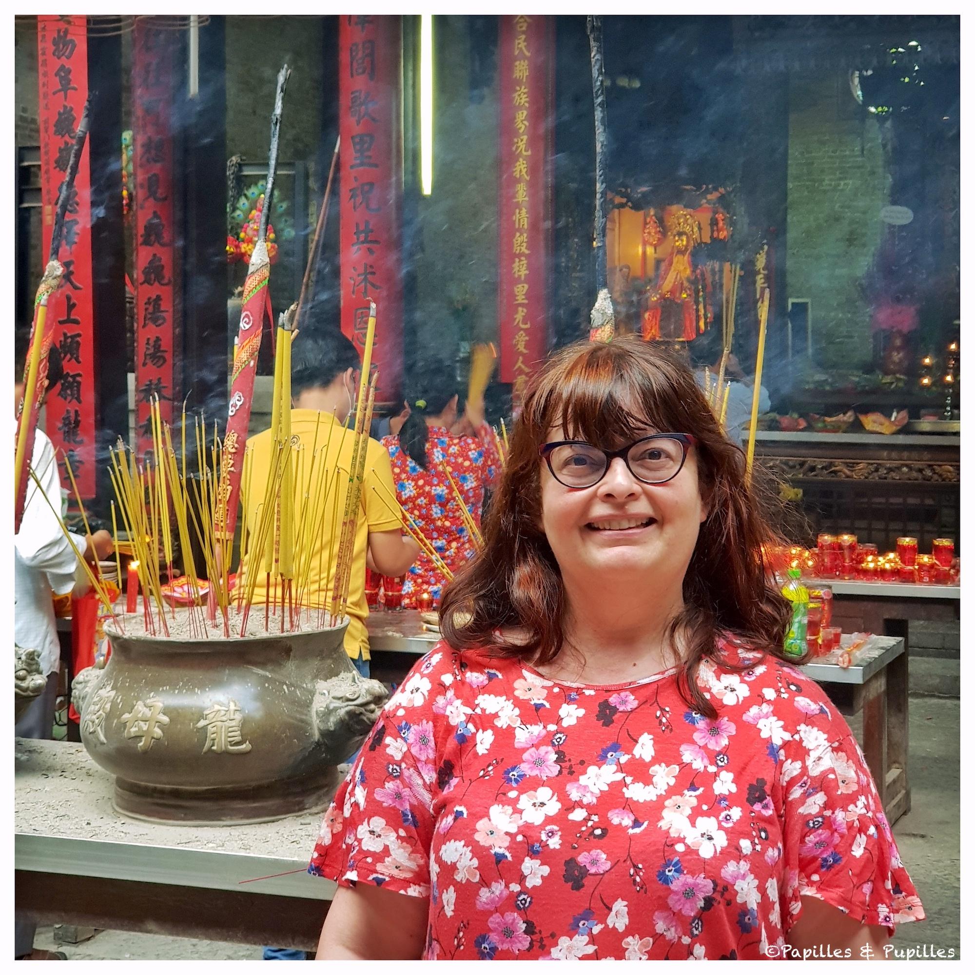 Temple Saigon - Anne