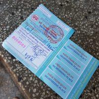 Ticket pour visiter les 5 monuments