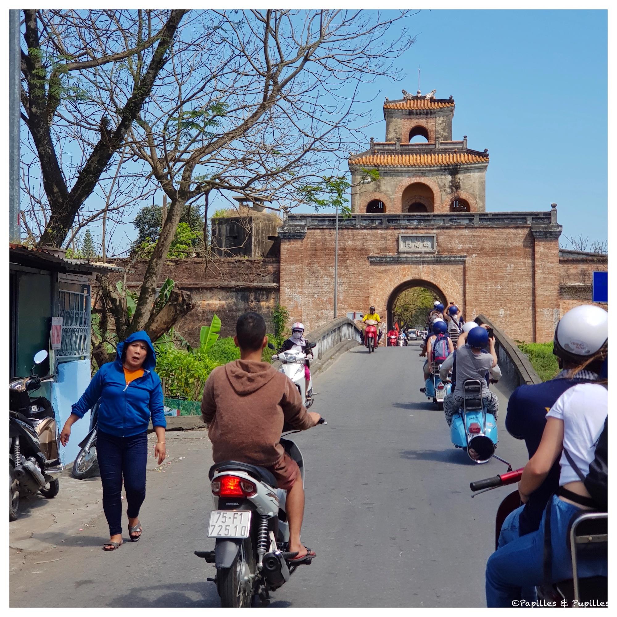 Arrivée à Hué