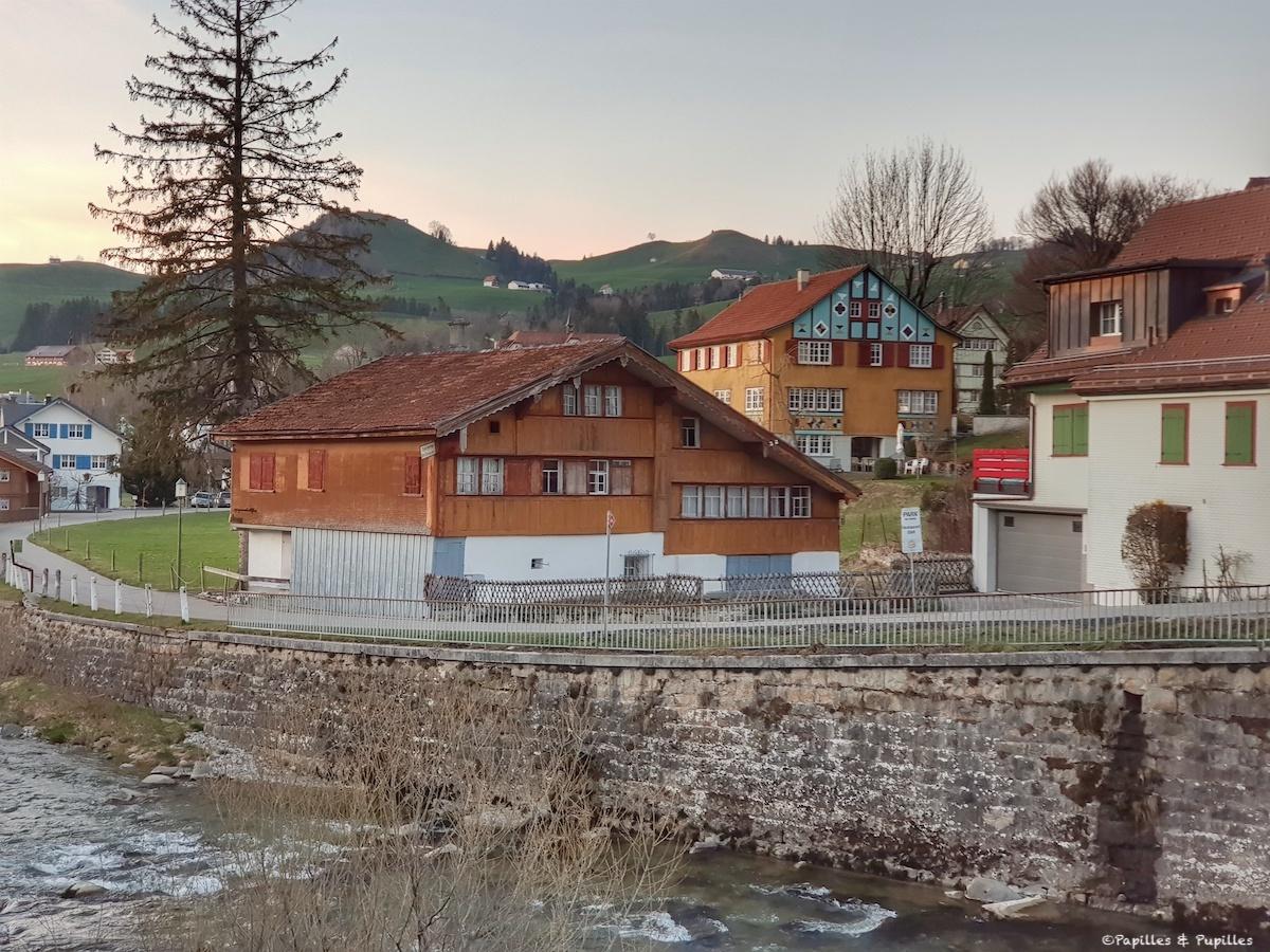 Au bord de l'eau - Appenzell