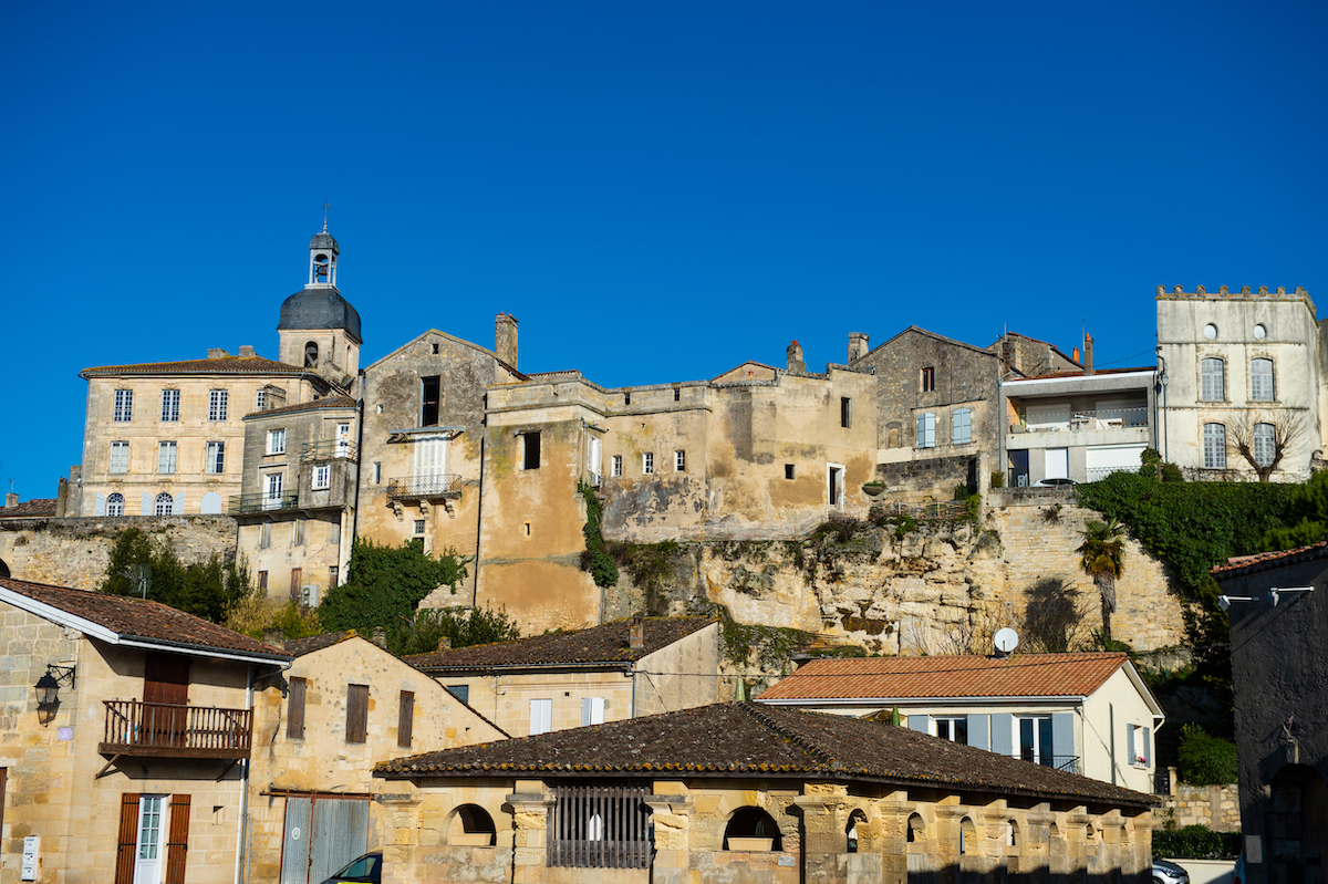 Bourg sur Gironde ©SpiritProd33 shutterstock
