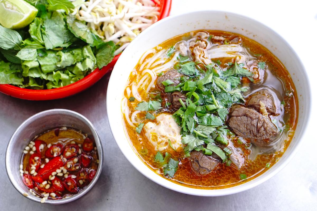 Bun Bo Hué ©Joel Whalton shutterstock