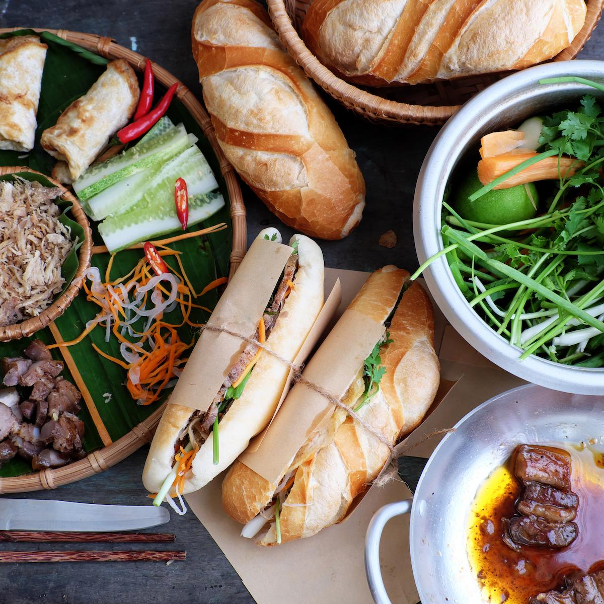 Cuisine Vietnamienne ©xuanhuongho shutterstock