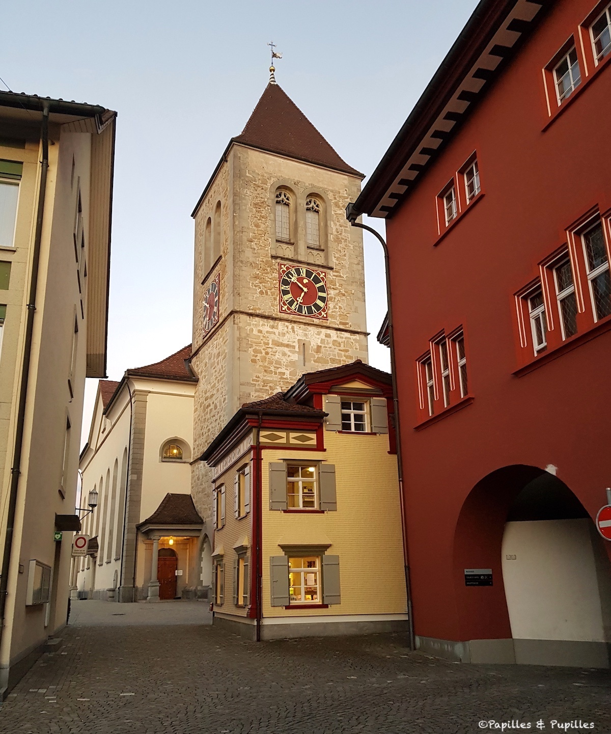 Eglise d'Appenzell