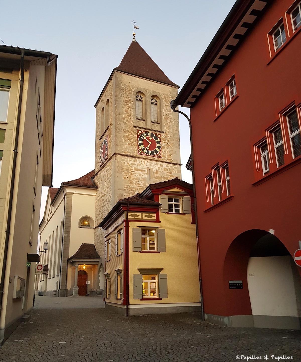 Eglise d'Appenzell