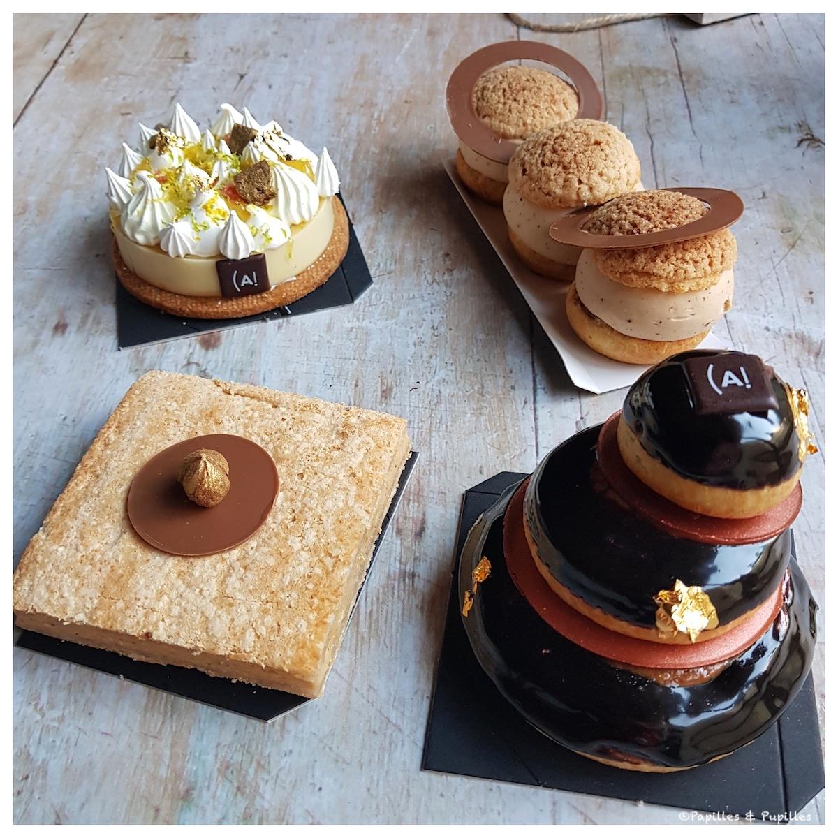 Gâteaux - Pâtisserie de famille