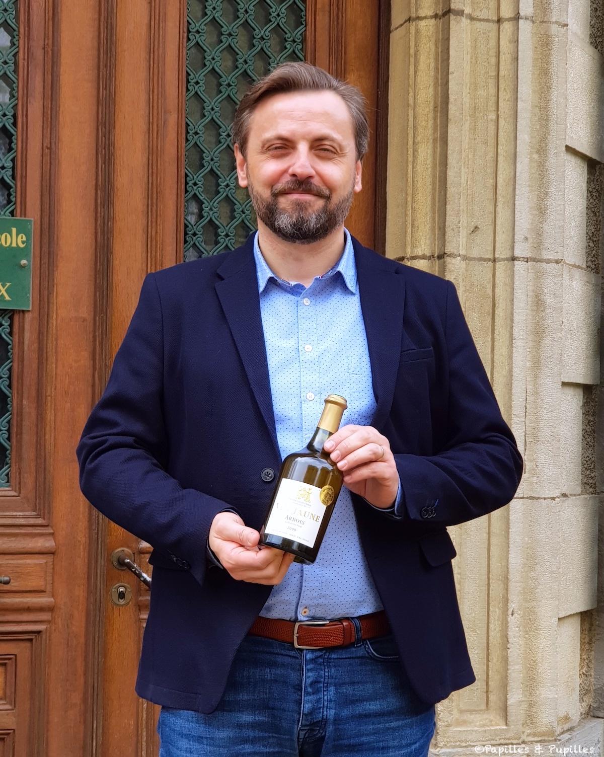 Gabriel Dietrich - Fruitière Vinicole Arbois