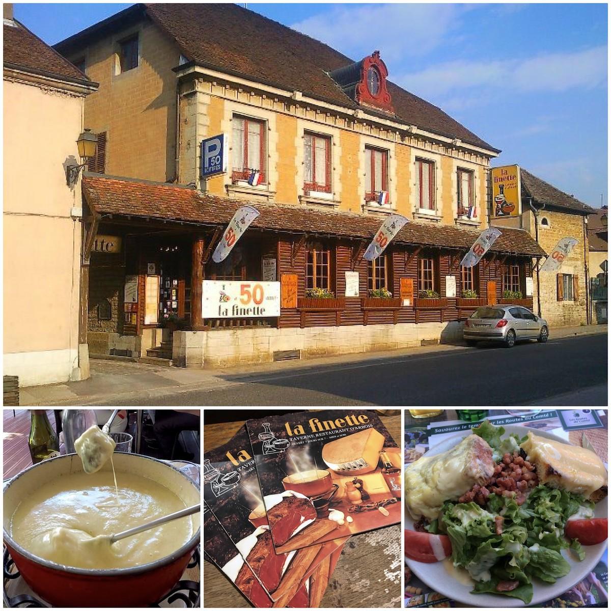 La Finette - Arbois