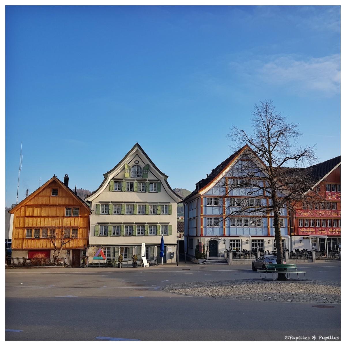 Place Landsgemeinde, Appenzell