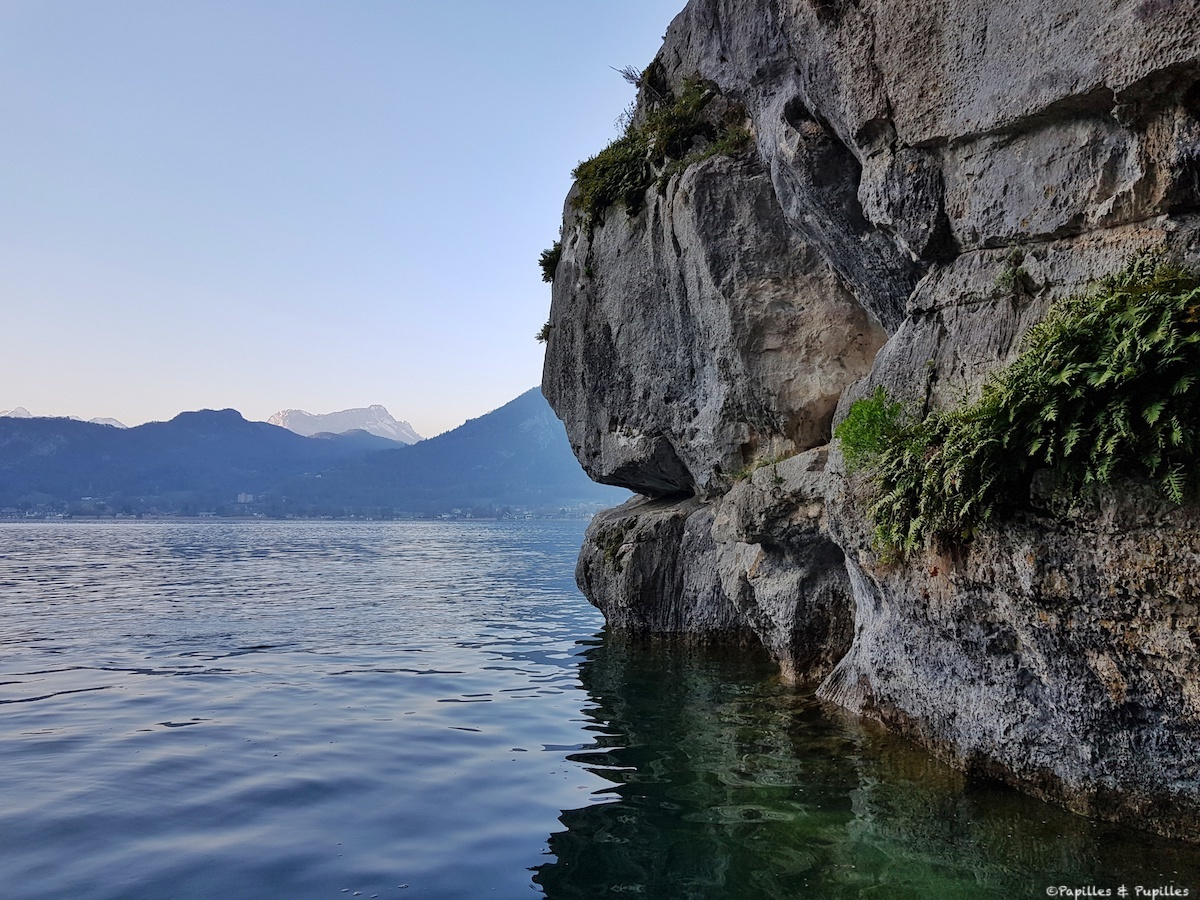 Lac d'Annecy Avril 2019