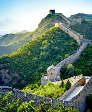 Muraille de Chine ©aphotostory shutterstock