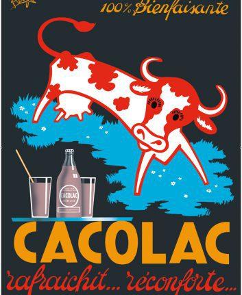 Affiche Vintage - Cacolac