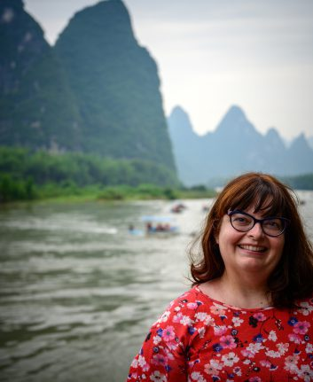 Anne Lataillade - Guilin ©Marc Nouss