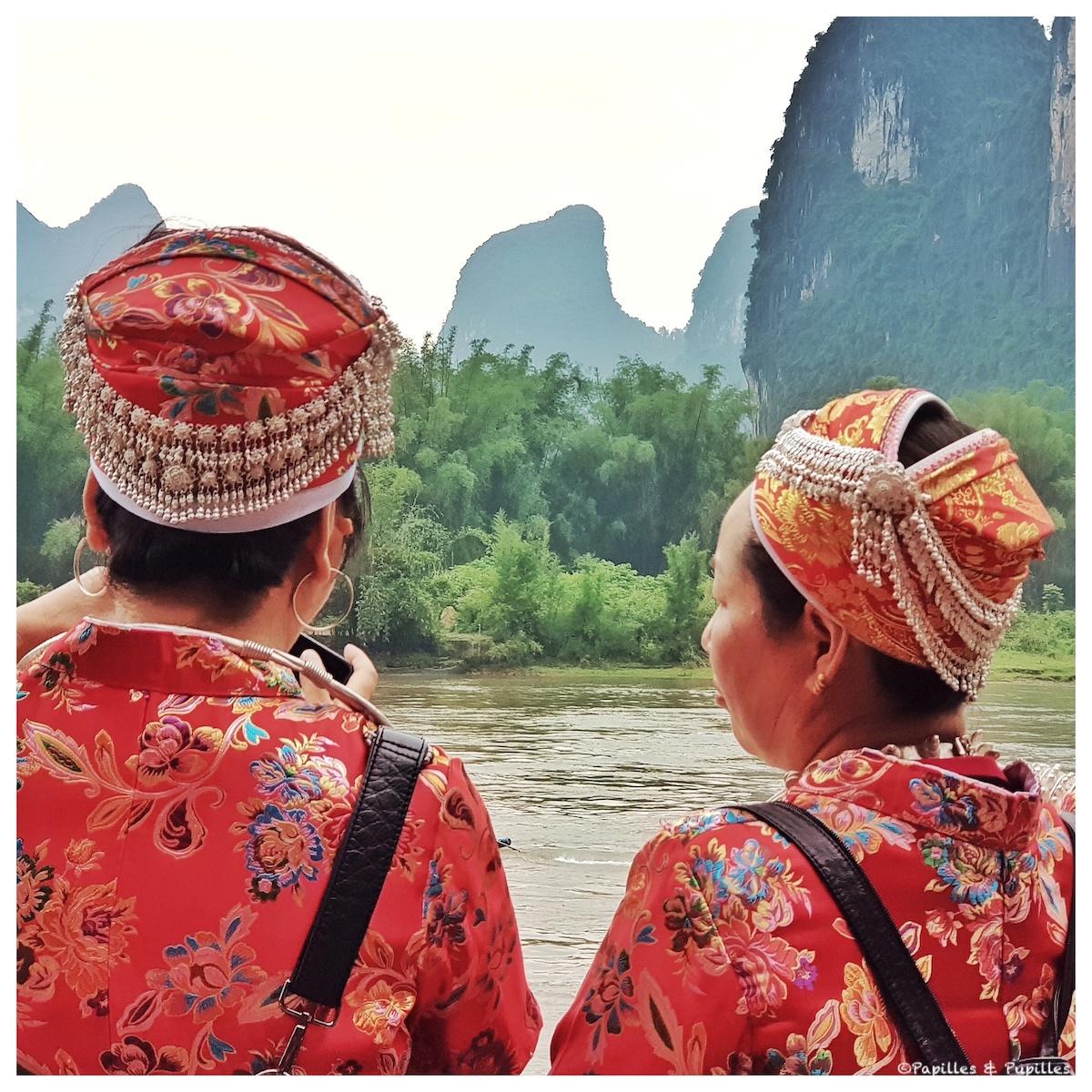 Au bord de la rivière Li - Guilin