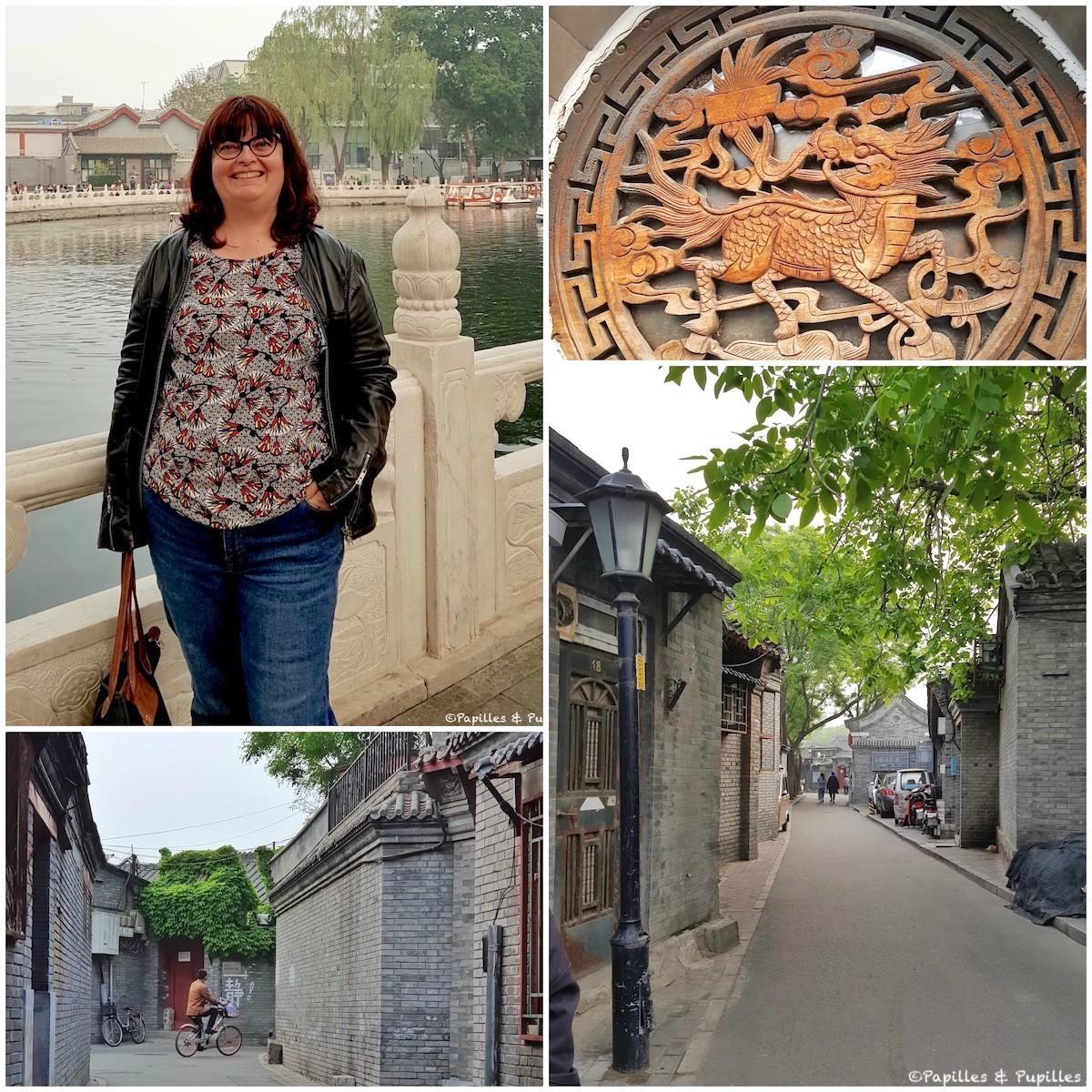 Balade dans les Hutong à Pékin