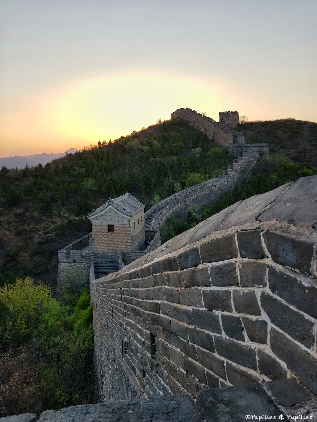 La grand muraille de Chine