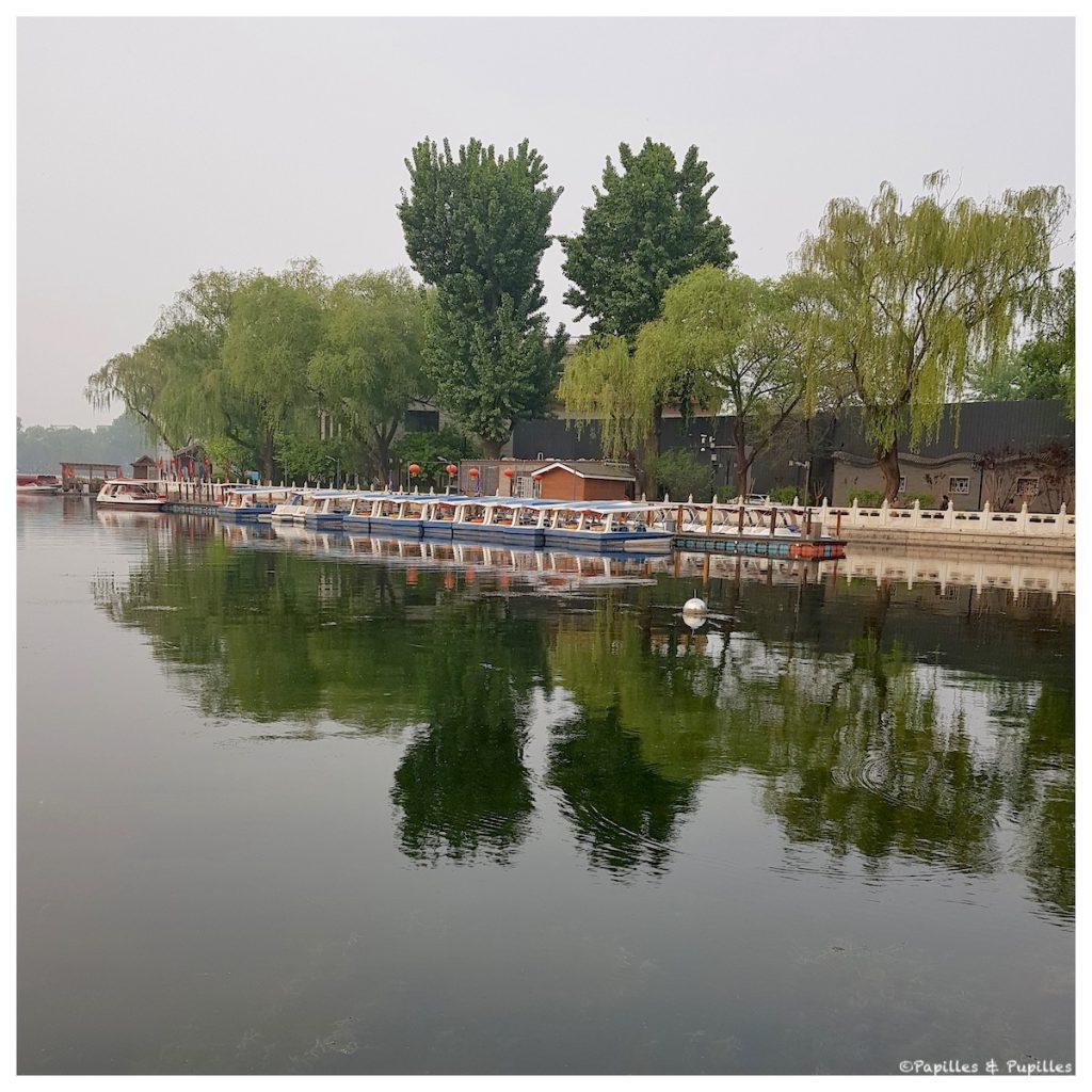 Lac Shichahai, Pékin