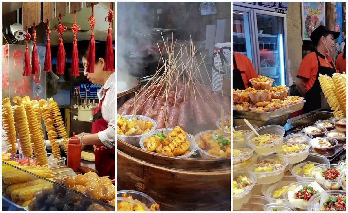 Street Food - Changdu