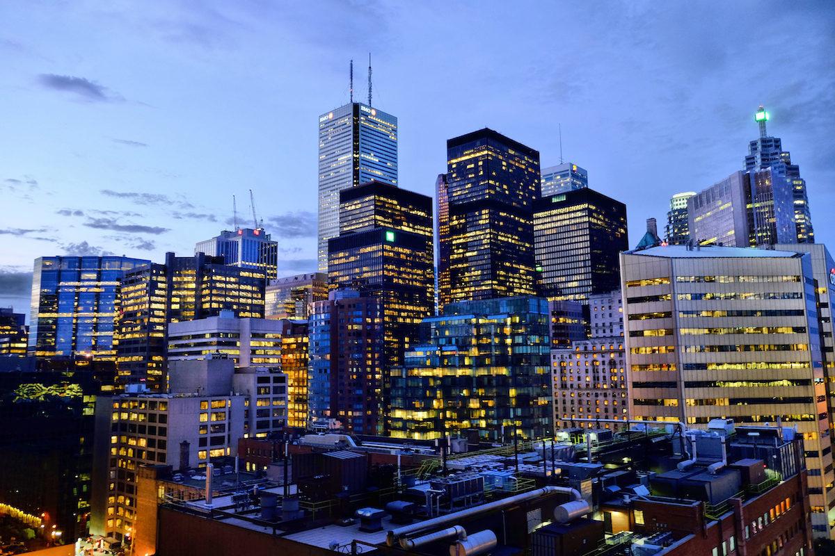 Toronto ©Shane Leverenz shutterstock
