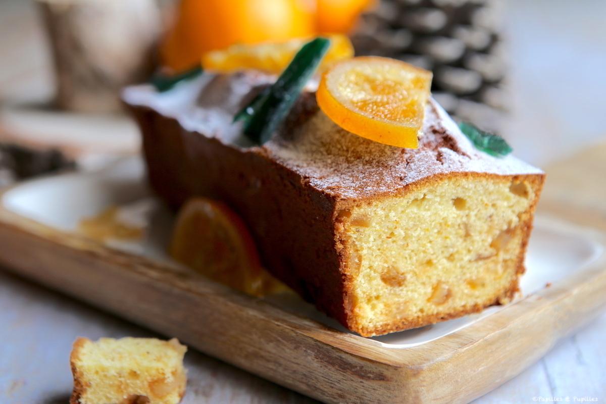 Cake à l'orange et aux épices