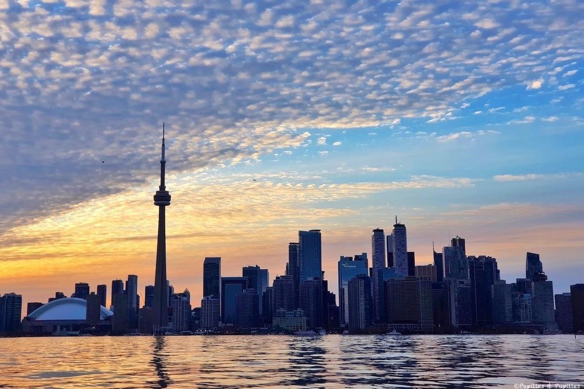 Coucher de soleil - Toronto