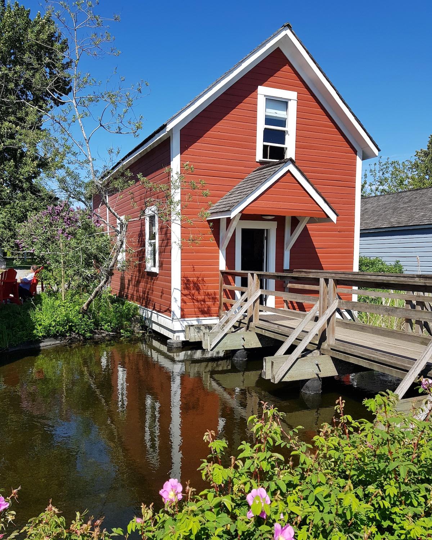 Maison de pêcheurs Steveston