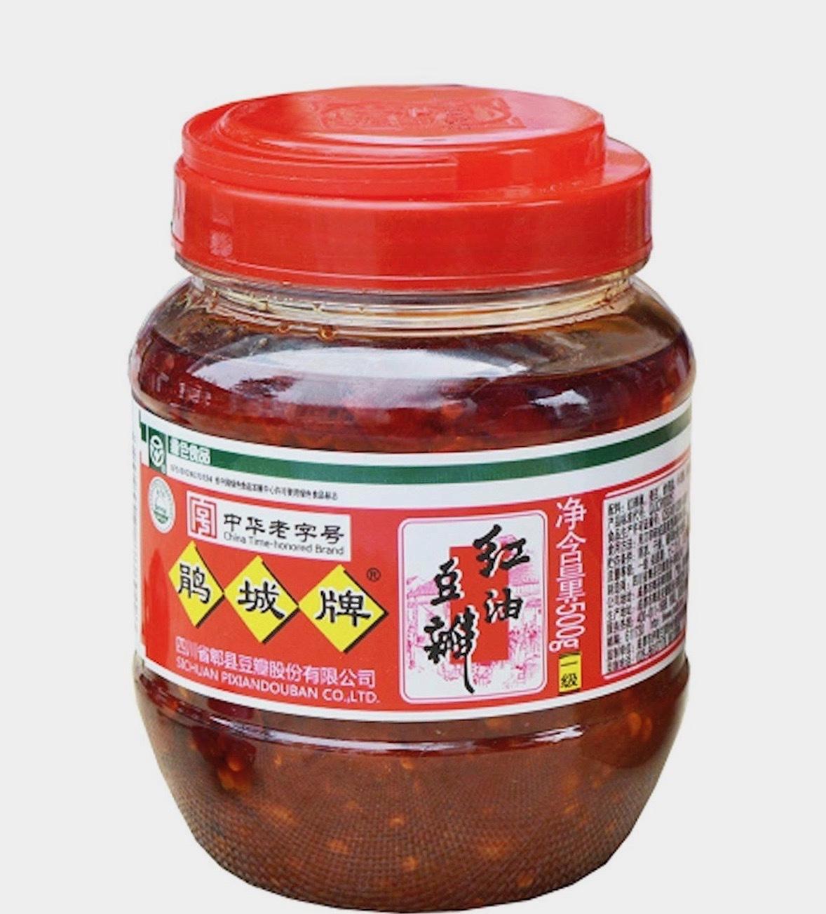 Pâte pimentée