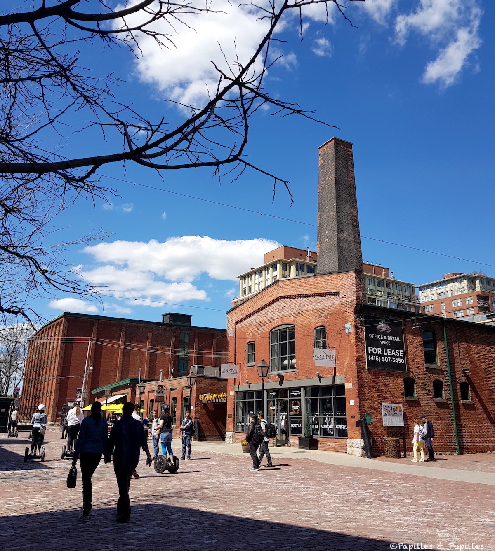 Quartier de la Distillerie - Toronto