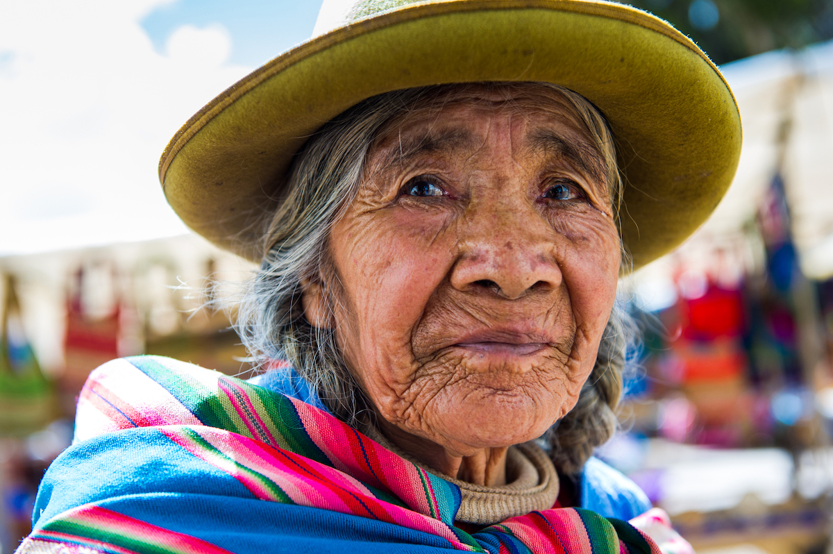 Dame péruvienne ©Anton_Ivanov shutterstock