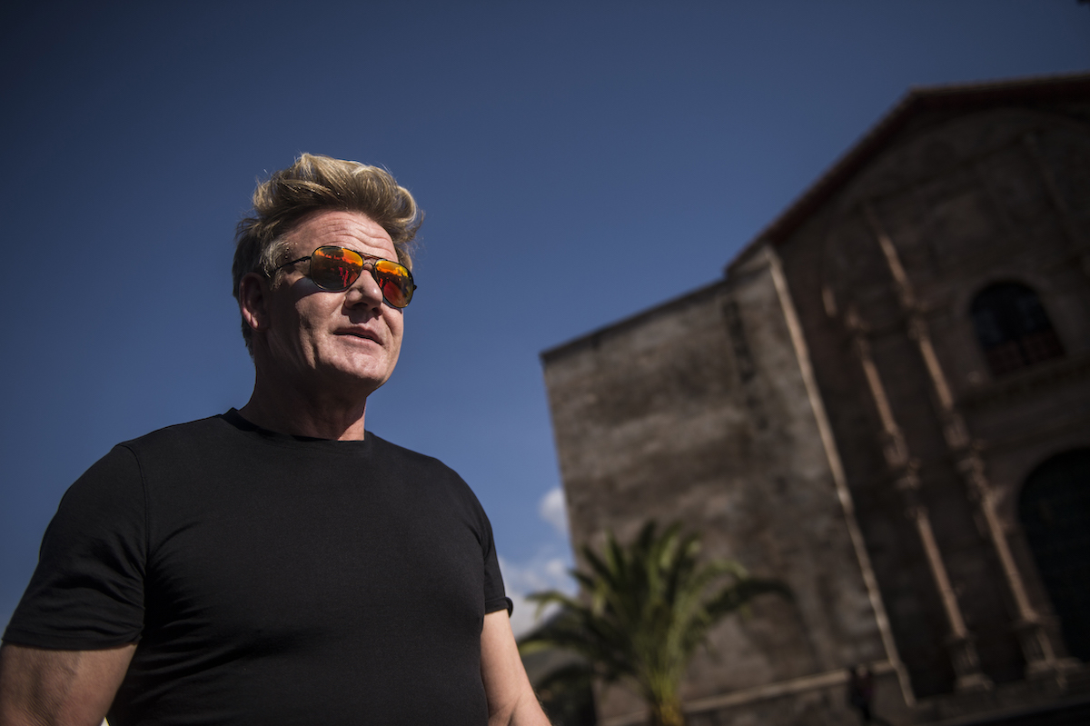 Gordon Ramsay - Pérou