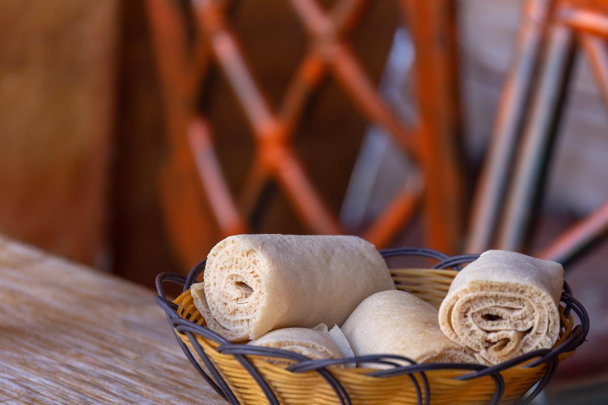 Injera ©MagicBones shutterstock