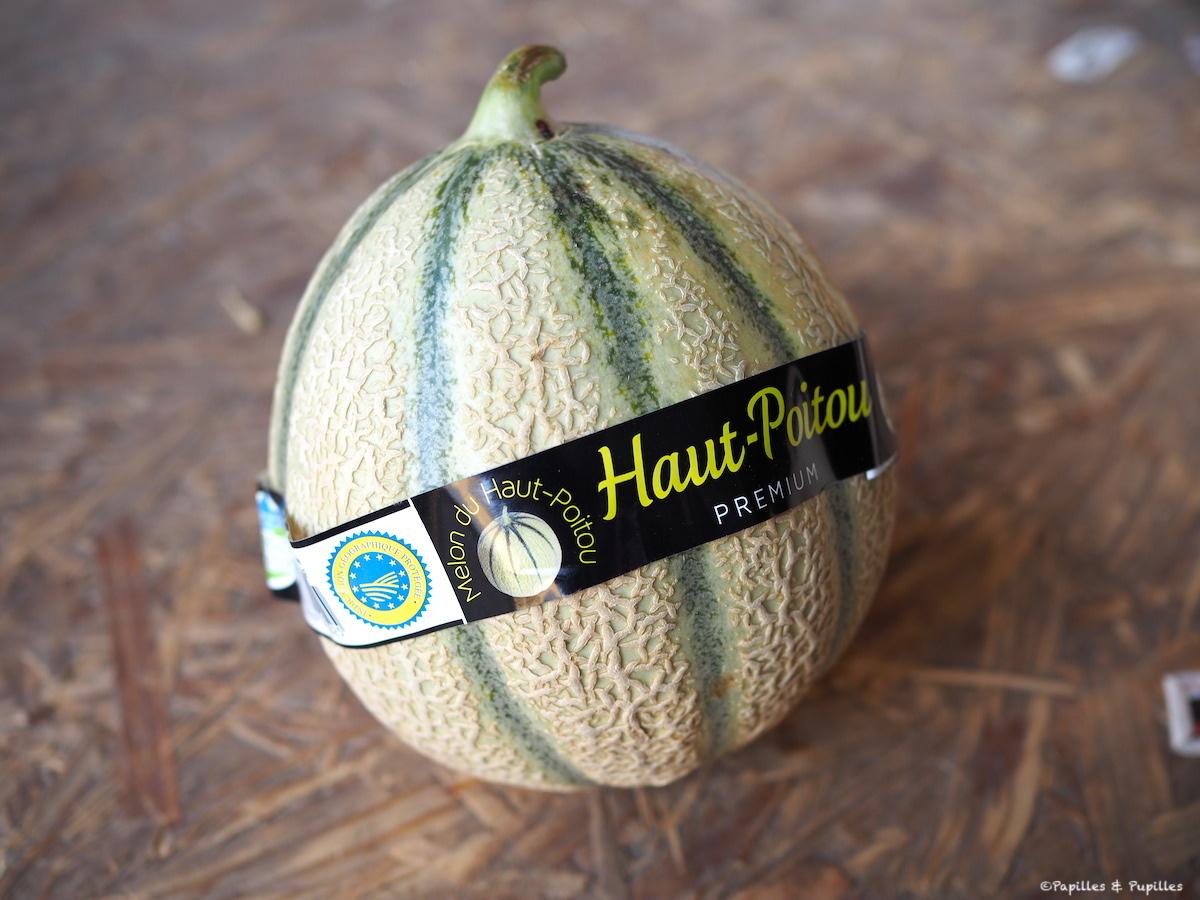 Melon IGP Haut Poitou