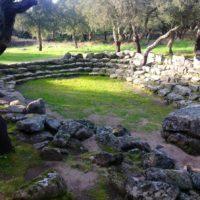 Ruines, Sardaigne