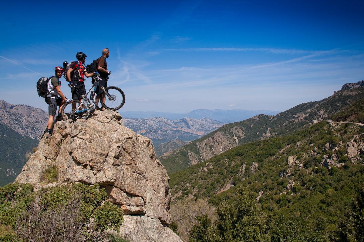 Mountain bike, Peak Genna Sillana
