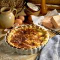 Tarte ou quiche aux Maroilles ©Foodpictures shutterstock